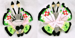 Fancy Pattern Vivillon