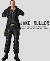 Jake Muller by xUmbrellaCo