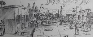 Fallout sketch by Fergal91