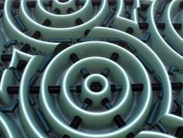 Circles and Tubes by Ancient--One