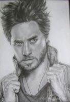 Jared Leto by VeronikaBulahova