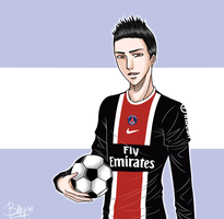 Il Fantasista -PSG- by UnseenChaser