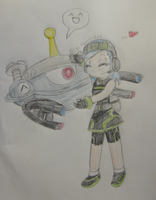 Hugs for Magnezone