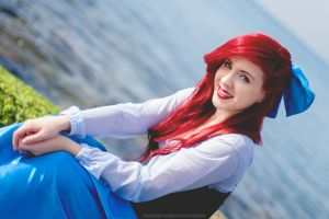 The Little Mermaid. by Siryna