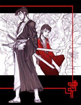 Blade of the Immortal by JNickBlack