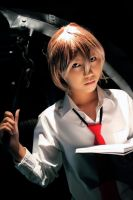 Cosplay : Yagami Light by chobitsG