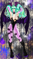 Morrigan Redraw Complete. by ShintaOni