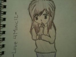 Anime ME by Love4Music12