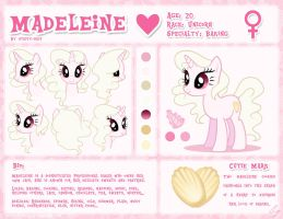 Madeleine Reference Sheet by steffy-beff