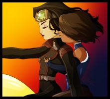 Korra darling, you are my best friend... by LinaPrime