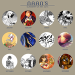 2015 Art Summary by JadineR