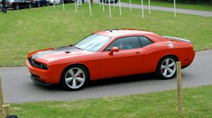 new Dodge Challenger by smevcars