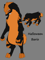 UFA Halloween Bario 1 by NightShrowd7-17
