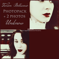 Troian Bellisario Unknow #3 Photopack by N0xentra