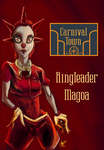 The Carnival Town - Magoa by Brandor-cat