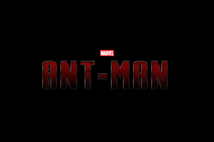 Marvel's ANT-MAN - LOGO by MrSteiners