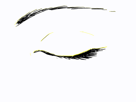 Eye (animation) by omhira