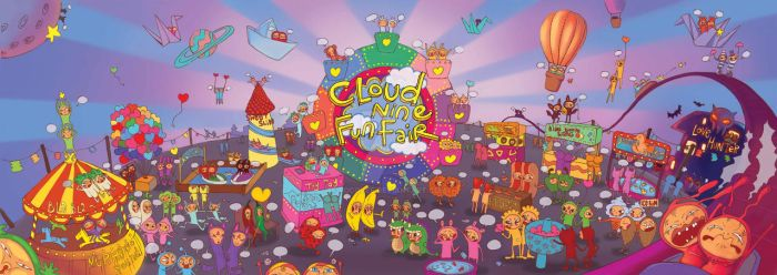 Cloud Nine FunFair by pocotee