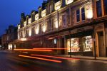 Pitlochry by night by SaNNaS