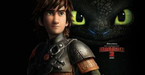how to train your dragon 2 by lupoxvector