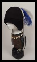 Feather Hat by Mermade4u