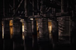 Under the Bridge // 6 by Doom-Skull