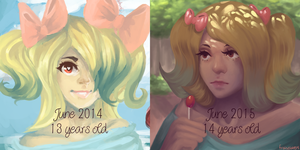 Improvement Thingy by fraisecake
