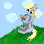 NATG Day 15 Draw a Pony Being Inquisitive by WolfyOmega