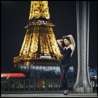 Ella Rose: Parisian nights (colour) by JeremyHowitt