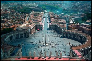 Vatican II by WanderlustKing