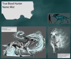 True Blood Hunter: Mist by Black-Wing24