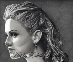 Anna Paquin by scoobylady