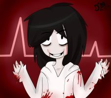 doodle :I by ask-jeff-teh-killer