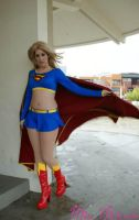 Supergirl to the rescue by MissNintendo