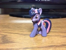 Twilight Sparkle Recolored by LumenGlace