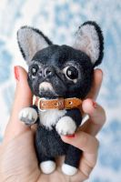 French bulldog by SulizStudio