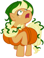 MLP Halloween - Applejack by Atlur