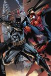 Batman vs. Spider-Man Full (Tom Chu) Colors! by MikeLilly