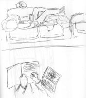 lazy equals me by Kayah-D-Horse-Maiden
