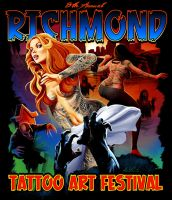 Richmond Tattoo Summer 2010 by hardnox757