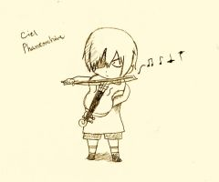 Requested by Naruphantomhive: Ciel Chibi! by PeachBerryDivision