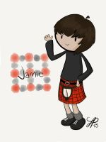Jamie McCrimmon by gnasler