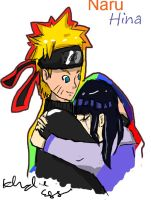 NaruHina: Forever by kittyface27