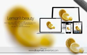 Lemon's beauty by DruryMatt
