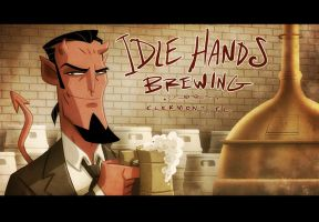 Idle Hands Brewing by OtisFrampton