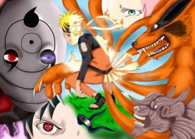 Naruto full power by Xandreita93X