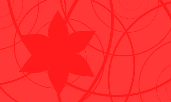 Red Flower by RubyTailor