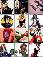 The Sirens Cosplay Team by AngelLiriel
