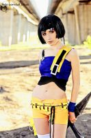 Another Yuffie shot by Narga-Lifestream