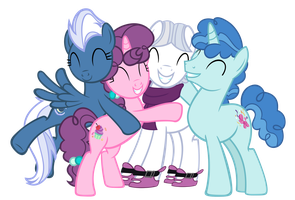 Group Hug by sofunnyguy